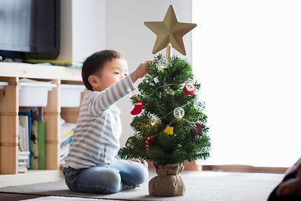 ミニチュアクリスマスツリー
