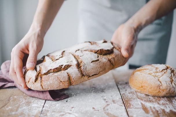 'Geef ons heden ons dagelijks brood...'