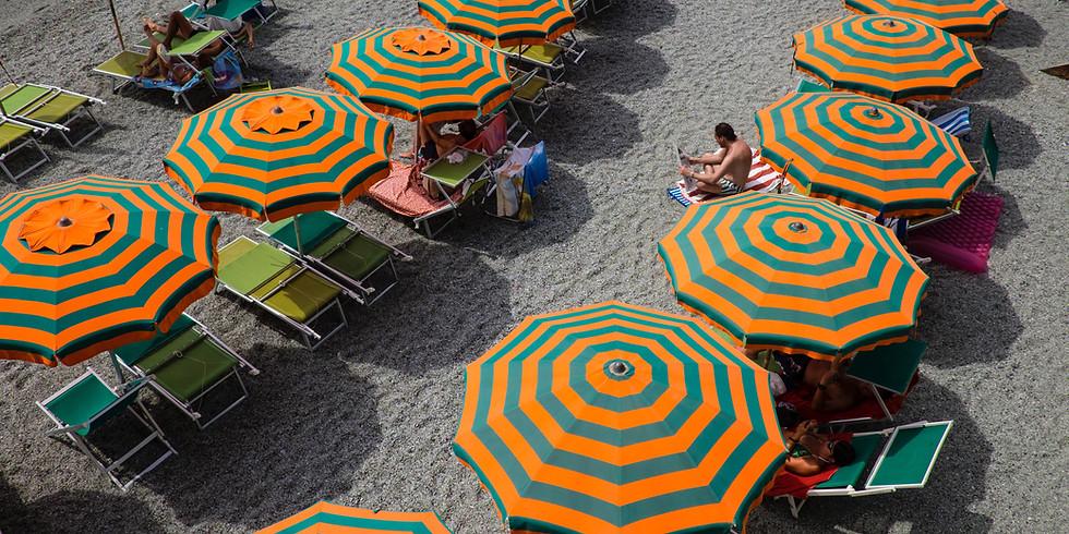 Atelier de l'été pendant les siestes parfumées  Place Etienne Roustan à Grasse