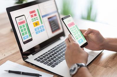 Designing An Application - TFI Web Design