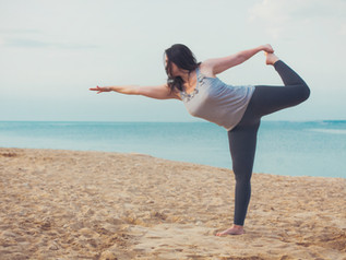 Going to the Beach?  Try These 3 Beachside Exercises!