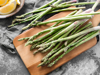 Simple and Elegant Asparagus on the Grill