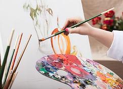 Peinture à l'huile