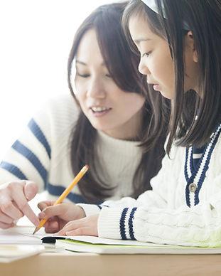 女老師和學生