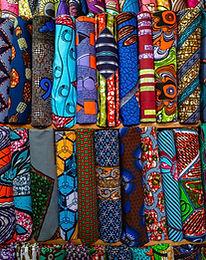 Afrikalı-Tekstil