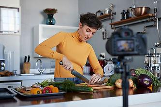 Couper des légumes