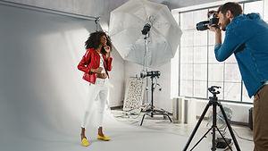 Studio Photography Session
