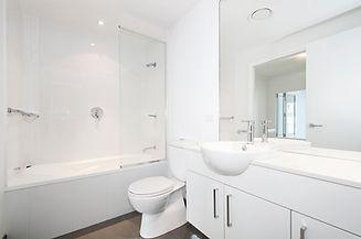 White Bathroom Bathurst