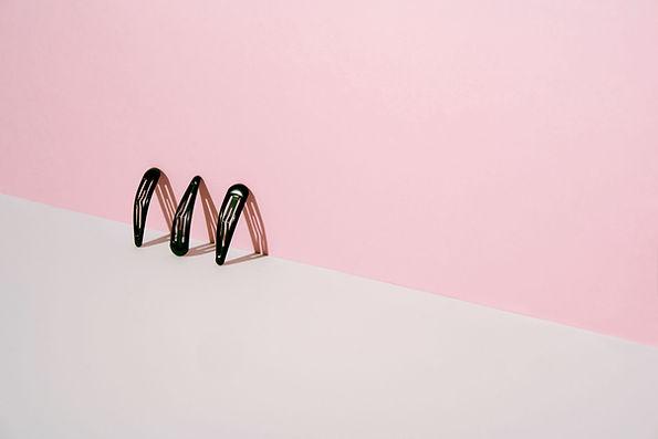 Three Hair Pins