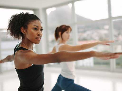 6 ways to improve yoga warrior poses