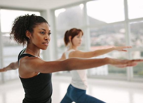 普拉提 6 months Yoga Course
