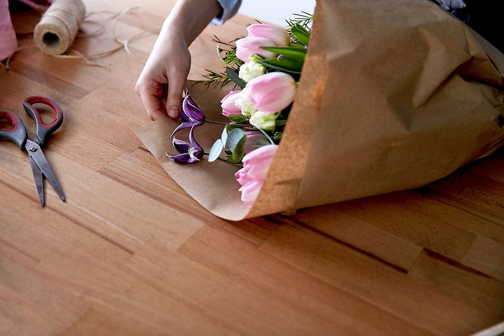 Happy Flower Aktion