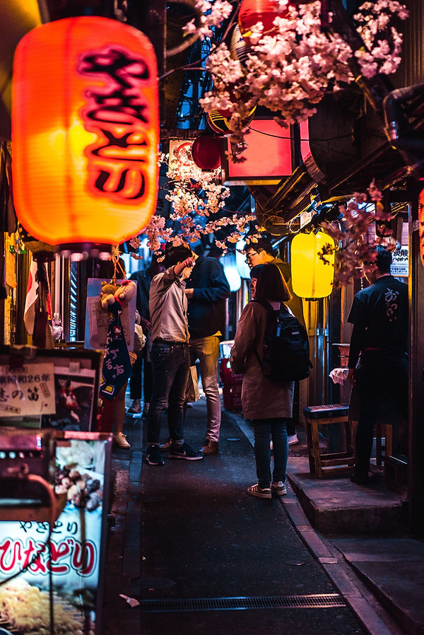 Japanese Side Streets