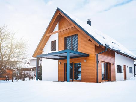 Votre maison est-elle prête pour affronter l'hiver ?