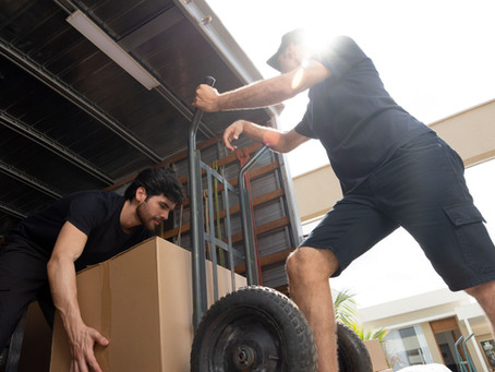 Baltimore Special: 2 Movers 2 Hours for $120 TOTAL