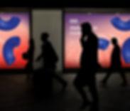地鐵廣告牌