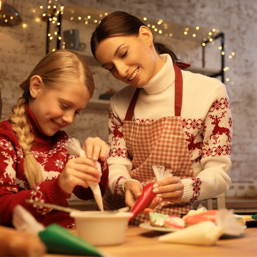 Mumma and Me Cook Class - Christmas Special