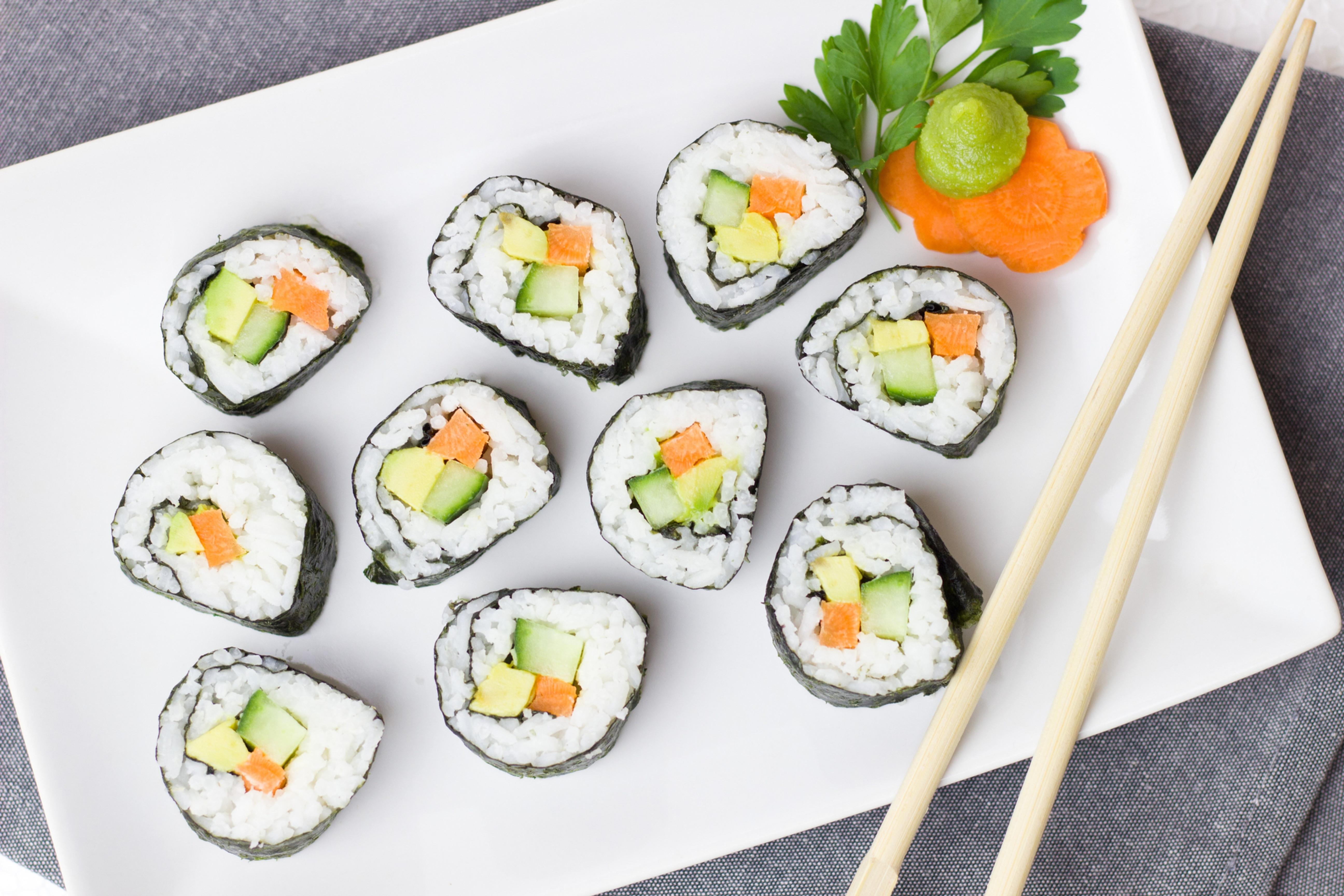 Sushi Masterclass