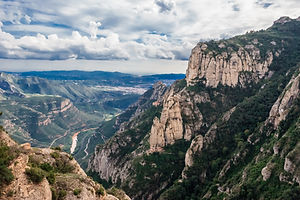 Vista de montañas