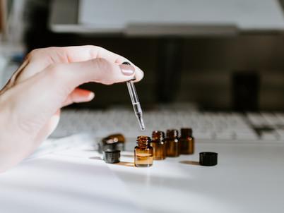 Escolha seu óleo essencial por tema