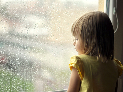 Rainy Day Strategies for Cooped-Up Kids