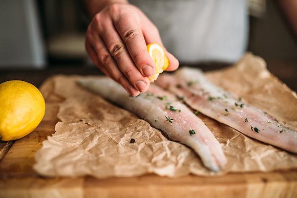 Fillet Fried Fish