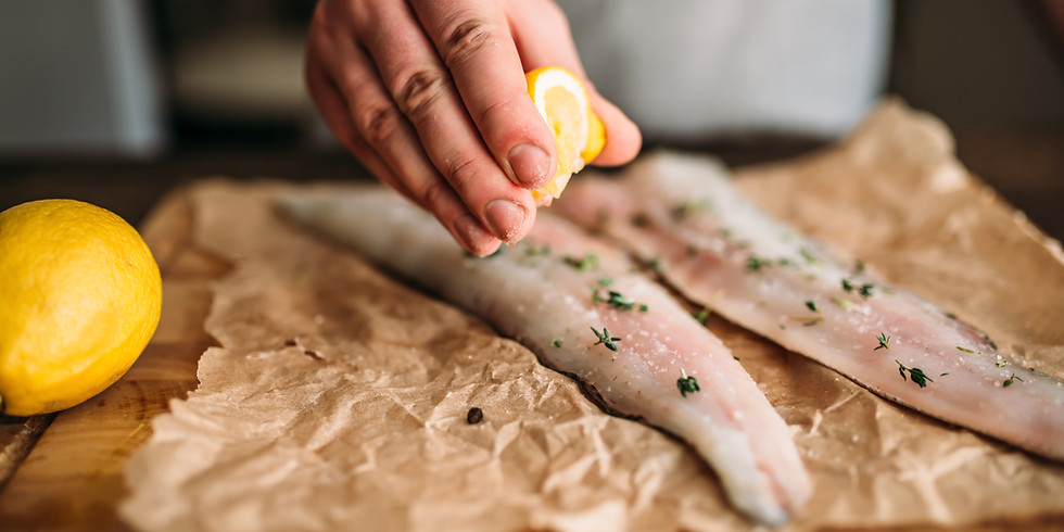 Fish Filleting Workshop: No Bones About It