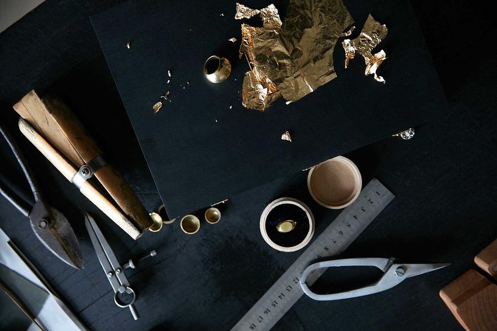 Goldschmiedewerkzeuge