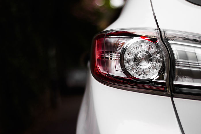 Car's Taillight
