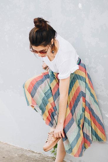 M2M - Circle skirt with Waistband