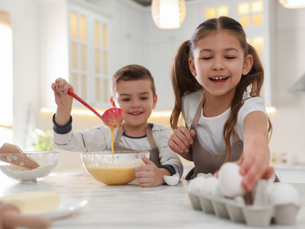 Kids + Hospitality