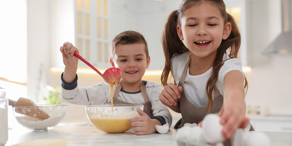 Kid's Italian Cooking Class!