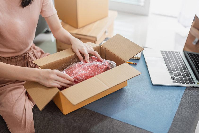 Aprire un pacco