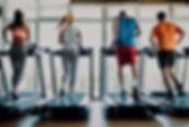 1) Treadmill HIIT Intervals