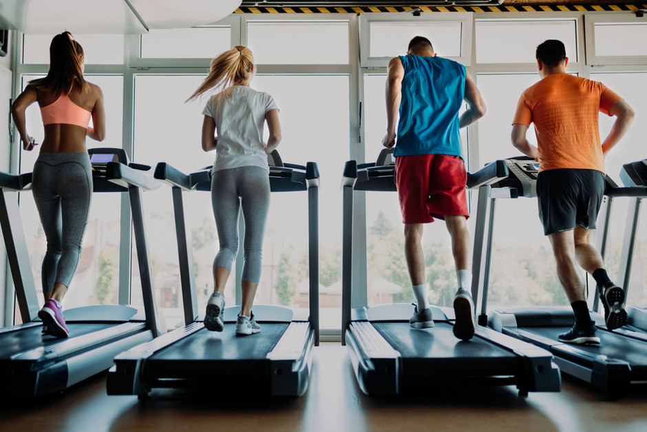 HEART RATE UP = ANXIETY DOWN: HOW EXERCISE CAN HELP EASE ANXIETY AND DEPRESSION