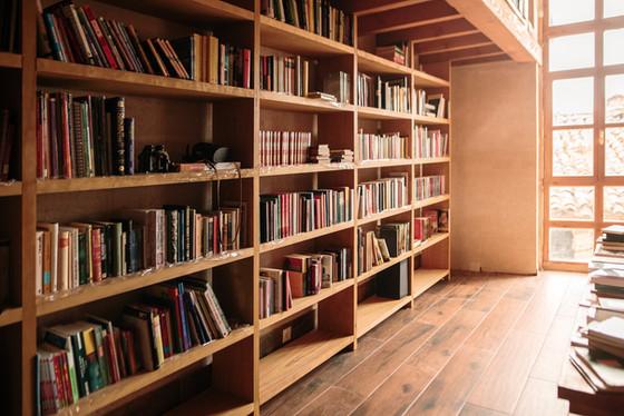 Top 10 Bookshelves