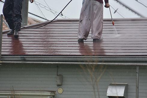 住まいのリフォーム / 屋根・外壁の塗装工事