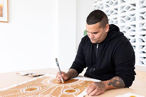 Aboriginal Australian Artist