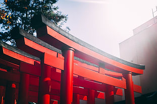 Torii japon
