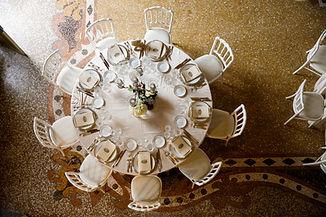 flores para la mesa de intidados de vuestra boda