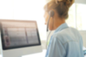 Remote contact center agent