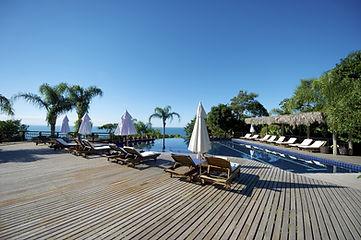 Hôtel avec piscine relaxante