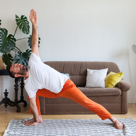 Mon programme de printemps en 4 étapes (4/4) : Mon activité physique
