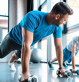 HIIT Strength & Move