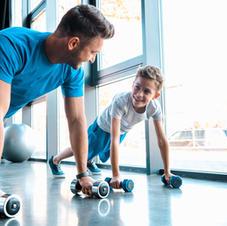 Nous vous encourageons à pratiquer des activités physiques, la lecture