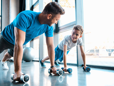Get out of Pain with Movement Based Training