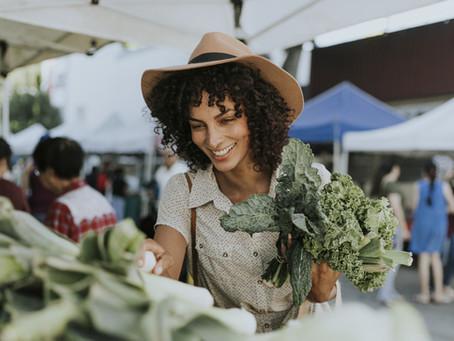 8 Ways to Make your Farmers Market Trip a Breeze
