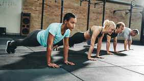 It's Better With Friends: The Importance of a Fitness Community