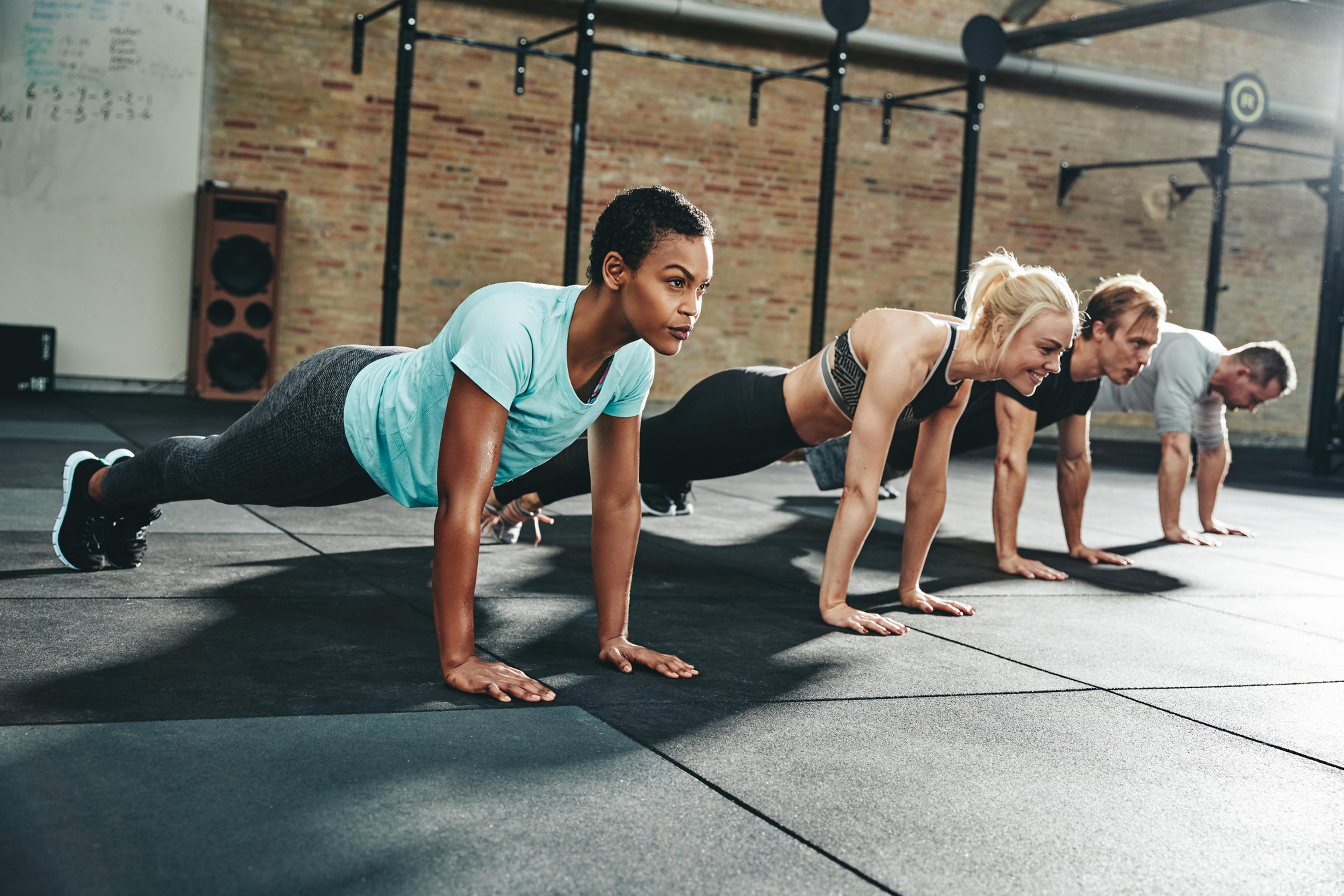 4-Week Training Plan