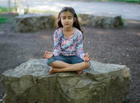 Teaching Mindfulness During Distance Learning